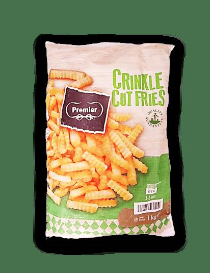 premier crinkle