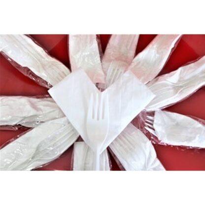 fork napkin kit