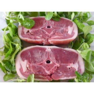 lamb whole neck