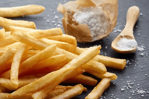 Salted French Fries