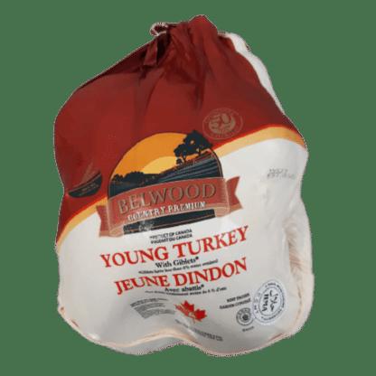 Belwood Young Whole Turkey